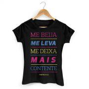 Camiseta Feminina Ivete Sangalo Me Beija
