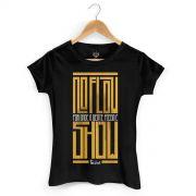 Camiseta Feminina MC Guim� No Flow