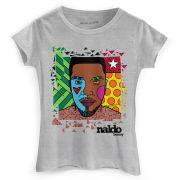 Camiseta Feminina Naldo Benny Sarniô Capa