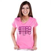 Camiseta Feminina Sofia Oliveira #Tipo