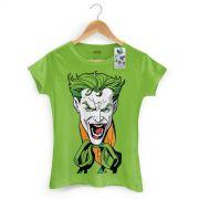 Camiseta Feminina The Joker