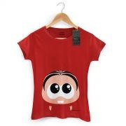 Camiseta Feminina Turma da Mônica Toy Big Mônica