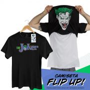 Camiseta Flip Up The Joker