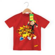 Camiseta Infantil Chaves Gentalha, Gentalha