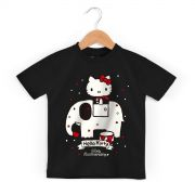 Camiseta Infantil Hello Kitty 40th Anniversary 2