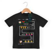 Camiseta Infantil Magali 50 Anos High Score