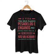 Camiseta Masculina Biquini Cavad�o - Amanha � Outro Dia