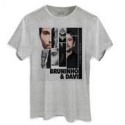 Camiseta Masculina Bruninho & Davi Depois das 3