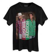 Camiseta Masculina Edson & Hudson Foto
