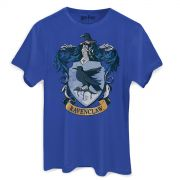 Camiseta Masculina Harry Potter Ravenclaw