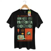 Camiseta Masculina Ícones Chaves Vintage