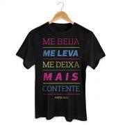 Camiseta Masculina Ivete Sangalo Me Beija