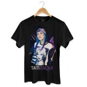 Camiseta Masculina MC Tati Zaqui Foto