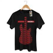 Camiseta Masculina NXZero Guitar