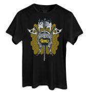 Camiseta Masculina O Senhor dos Anéis Gimli
