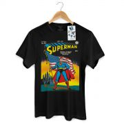 Camiseta Masculina Superman HQ N�24