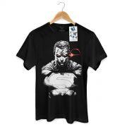 Camiseta Masculina Superman X-Ray Vision