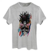 Camiseta Masculina Wonder Woman Anarchy