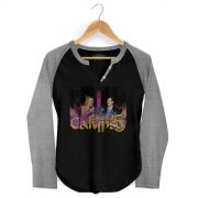 Camiseta Raglan Feminina Calypso 15 Anos