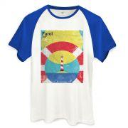 Camiseta Raglan Masculina Ivete Sangalo Farol 360º