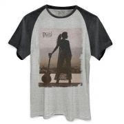 Camiseta Raglan Premium Masculina Paula Fernandes Pronta pra Voc�