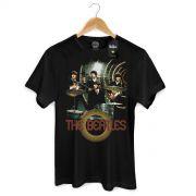 Camiseta The Beatles Picture Basic
