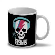 Caneca 89FM A Rádio Rock - Thunder Skull