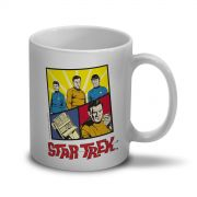 Caneca Star Trek Homens