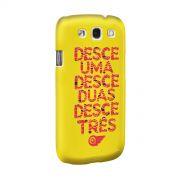 Capa de Celular Samsung Galaxy S3 Avi�es do Forr� Desce Duas