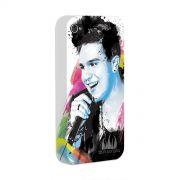 Capa de iPhone 4/4S Luan Santana Foto Colors