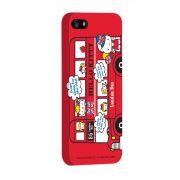 Capa de iPhone 5/5S Hello Kitty London Bus 2