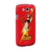 Capa para Samsung Galaxy S3 The Flash Em Ação