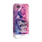Capa para iPhone 4/4S Luan Santana O Amor Dela Sou Eu