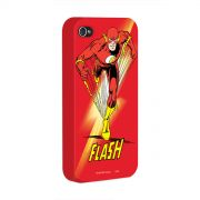 Capa para iPhone 4/4S The Flash Em A��o