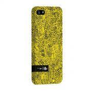 Capa para iPhone 5/5S Fino Farofa de Religião Yellow