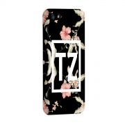 Capa para iPhone 5/5S MC Tati Zaqui Flowers