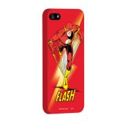 Capa para iPhone 5/5S The Flash Em A��o