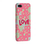 Capa para iPhone 5/5S TodaTeen Love Donuts!