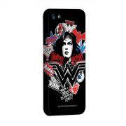 Capa para iPhone 5/5S Wonder Woman She�s a Threat