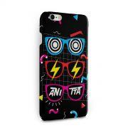 Capa para iPhone 6/6S Anitta Glasses