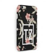 Capa para iPhone 6/6S MC Tati Zaqui Flowers