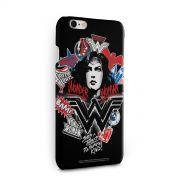 Capa para iPhone 6/6S Wonder Woman She´s a Threat