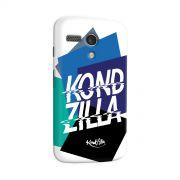 Capa para Motorola Moto G 1 Kondzilla Stripe Art