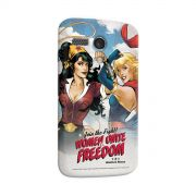 Capa para Motorola Moto G 1 Women Unite for Freedom