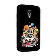 Capa para Motorola Moto G 2 Cissa Raphael Trupe
