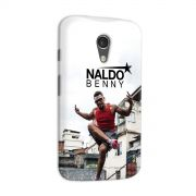 Capa para Motorola Moto G 2 Naldo Benny Jump