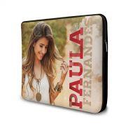 Capa para Notebook Paula Fernandes Foto Colors