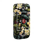 Capa para Samsung Galaxy S3 Anitta No Meu Talento Flowers