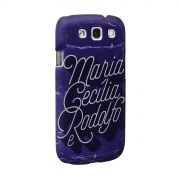 Capa para Samsung Galaxy S3 Maria Cecília & Rodolfo Type