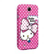 Capa para Samsung Galaxy S4 Hello Kitty Big Ribbon